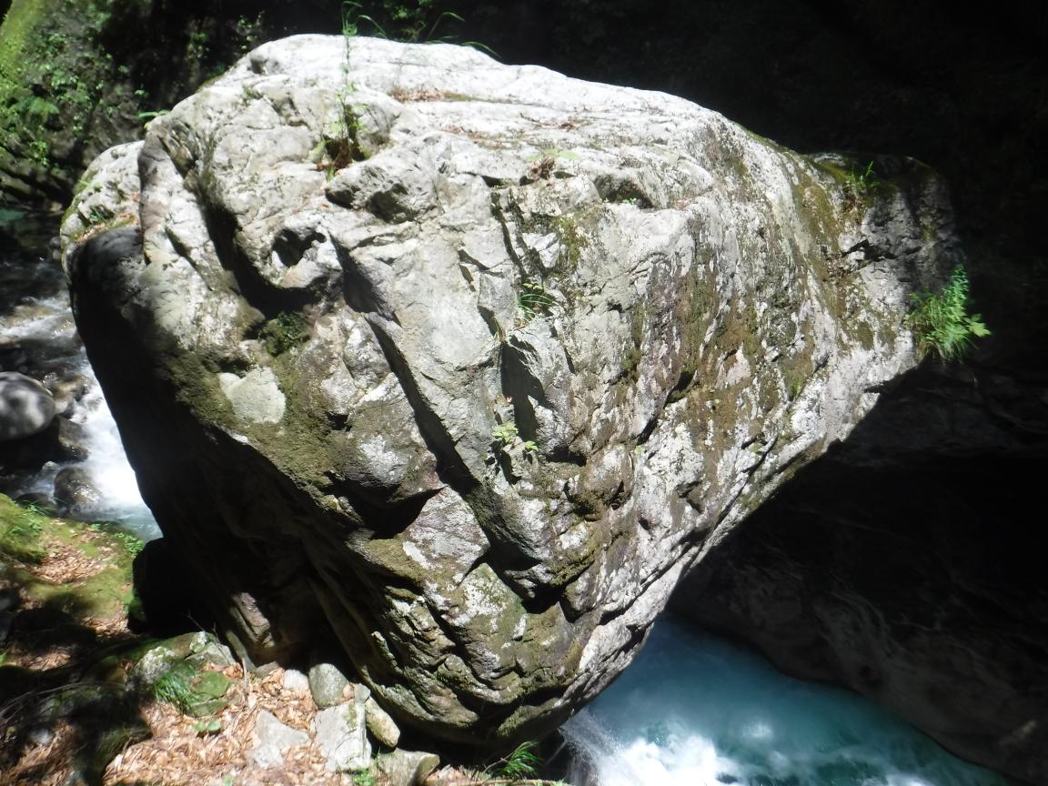 飯豊連峰~四方沢の旅